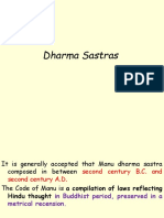 Manu Dharmasastra and Kautilya's Ardhasastra.ppt