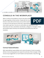 Consuls in the Workplace _ 16Personalities