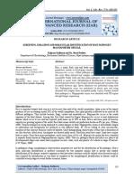 SCREENING, ISOLATION AND MOLECULAR IDENTIFICATION OF RICE PATHOGEN MAGNAPORTHE ORYZAE.