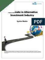 Equities Module