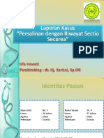 Slide Persalinan Dengan Riwayat SC.pptx
