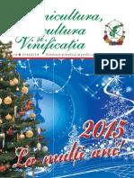 Pomicultura, Viticultura și Vinificația 2014 Nr.6
