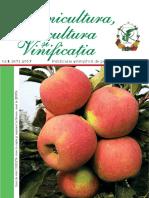 Pomicultura, Viticultura și Vinificația 2017 Nr.1