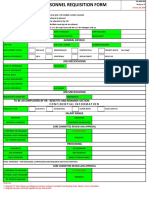 FM-HRD-001 Personnel Requisition Form Rev. 03.Xls