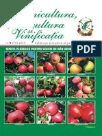 Pomicultura, Viticultura și Vinificația 2017 Nr.4