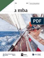 WSB Gdańsk MBA