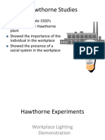 Hawthorne Studies.ppt