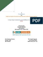 "Market Potential of Life Insurance in Rural Finance Market"".docx"