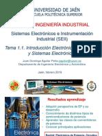 ELECTRÓNICA DE POTENCIA - INTRODUCCIÓN