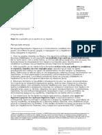 Η επιστολή που έστειλε το WWF στην υφυπουργό Οικονομικών για το θέμα