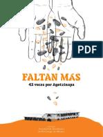 Faltan más. 43 voces por Ayotzinapa - Sociedad de estudiantes de El colegio de México.pdf