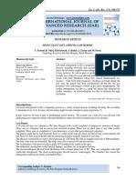 SILENT GIANT LEFT ATRIUMA CASE REPORT.