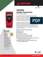 Amprobe-TACH20-datasheet