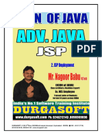 2. JSP Deployment