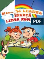 Nicu Și Leanca Învață Limba Română