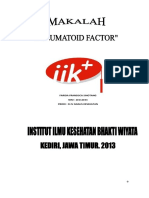 TUGA MAKALAH RHEUMATOID FACTOR IDA.docx
