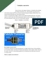 Catalytic converter.docx