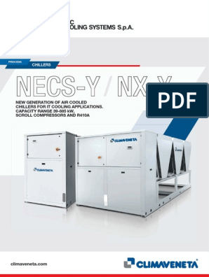 Brochures Necs-y Nx-y   Air Conditioning   Heat Exchanger