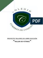 PROYECTO TALLER DE FÚTBOL.docx