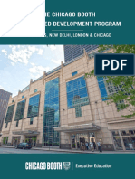 Chicago Booth ADP Brochure