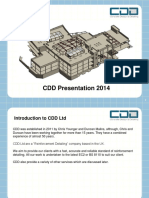 Cdd Website Presentation