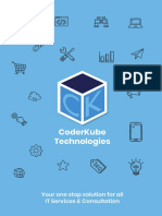 Business Profile CoderKube Technologies