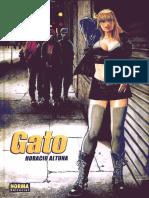 Horacio Altuna - Gato