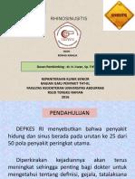 RHINOSINUSITIS.pptx