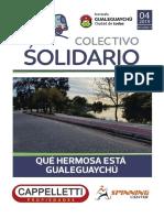 Colectivo Solidario - Número 15