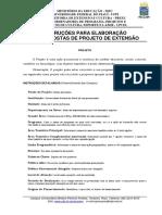 INSTRUÇÕES DE FORMAÇÃO DE TRABALHOS