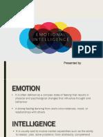EI-emotional intelligence
