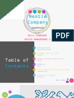 Nestle Profile