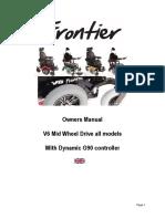 Frontier V6 Owner Manual G90
