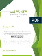 IRR VS NPV.pptx