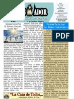 """2010-10-31El Conquistador Boletín Semanal de """"La casa de Todos"""""""