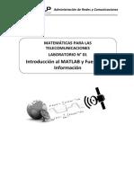 Laboratorio 01 - Introducción al MATLAB y Fuentes de Información.docx
