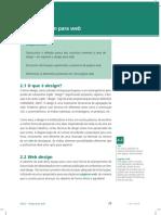 Unidade II - Design Para WEB
