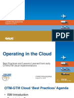 Best Practices for Implementing OTM and GTM Cloud Projects Chris Knowlto...