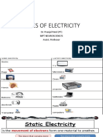 Types of electricity