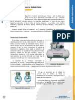 Lubricación de Compresores Industriales