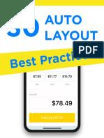 30 Auto Layout Best Practices