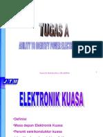 Nota Power Electronics 1