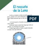 2°básico_texto y actividad_El rescate de la luna