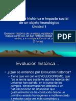 Que Es Un OT y Evolución