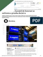 Exitoso Debut Bursátil de Internet Se Enfrenta a Prueba Decisiva _ Perfil