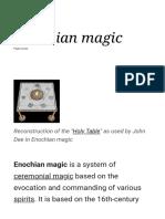 Enochian Magic - Wikipedia