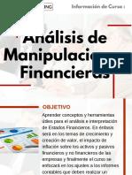 Curso Análisis de Manipulaciones Financieras