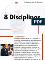 Curso de 8 Disciplinas