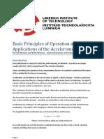 Accelerometer Eng Leaving Cert Topic 2010