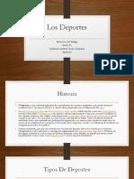 Los Deportes-Joel Hidalgo.pptx